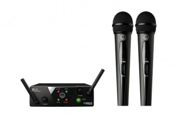 WMS40 MINI DUAL VOCAL