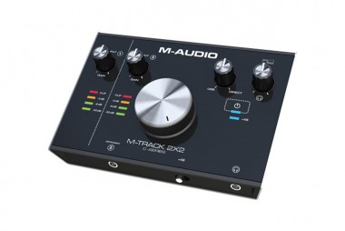 Audio Cards | Mtrack2x2
