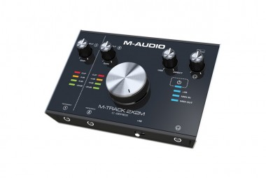Audio Cards | M-track-2x2m