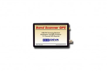 Band Scanner GPS